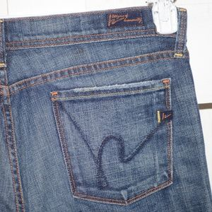 Citizens of humanity Ingrid womens jeans sz 30 L